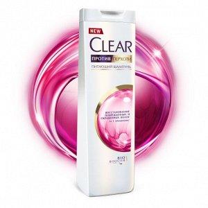 Шампунь CLEAR CARAT 400мл Восстановление поврежденных окрашенных волос Женский