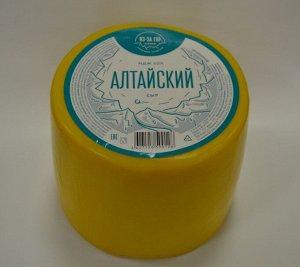 Сыр Алтайский 50% ТМ Из-за гор Алтая