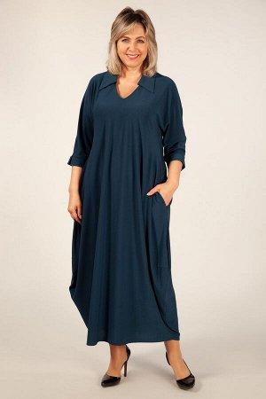 Платье Эмили темно-бирюзовый