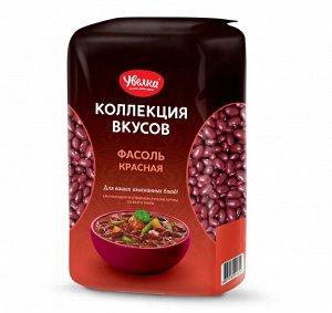 Увелка Фасоль красная продовольств. 450г 1/6, шт
