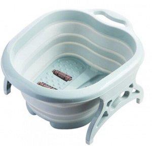 Складная SPA-ванночка с массажными роликами