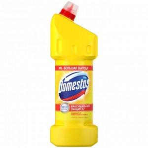 Чист.средство DOMESTOS 1500мл Лимонная Свежесть