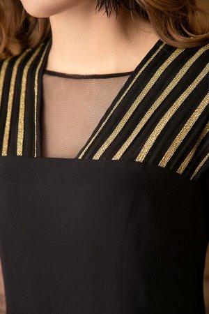 Женское платье с джемпером