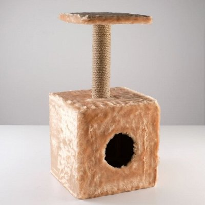 Пижон — для кошек — Комплексы с когтеточками — Аксессуары