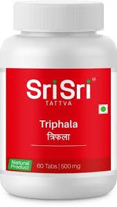 Triphala Tab / Шри Шри Трифала 60таб.