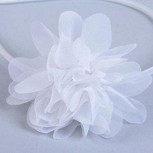 Ободок для волос c цветком, ВИНКС, 11 х 16 см