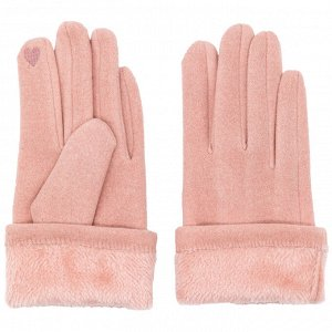 Перчатки Код товара: 46569 Артикул: 17-29.01.06-0006-03 Модель: трикотаж Цвет: розовый Длина, см: 23 Комплектация: перчатки 1 пара Состав: трикотаж