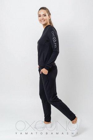 Комплект толстовка/брюки OXO-0713