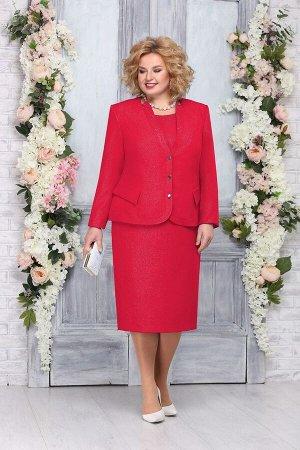 Жакет, платье Ninele Артикул: 3219 красный