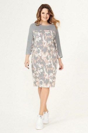 Платье Панда Артикул: 431080 мультиколор
