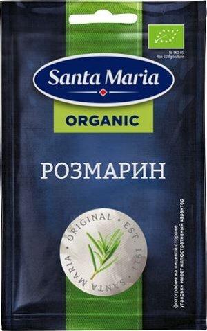 Розмарин. Органик Santa Maria  10грx15