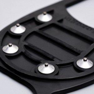 Ледоходы Стандарт 6+6 шипов Плюс с победитовыми шипами, для 35 - 45 размера