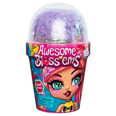 🎄ЛЮБИМЫЕ ИГРУШКИ новые распродажи к праздникам :О) — SPIN MASTER Awesome Blossems куколка - зернышко :-) — Игровые наборы