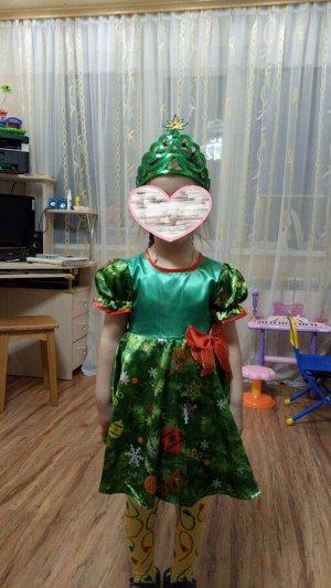 Отличный новогодний костюм елочки