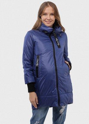 """Куртка демис. 2в1 """"Берн"""" для беременных; цвет: синий"""