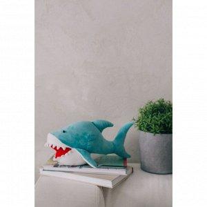 Мягкая игрушка «Акулка», набор для шитья 15,6 ? 22,4 ? 5,2 см