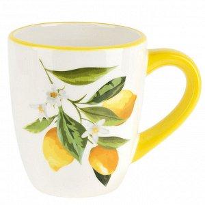 """""""Лимоны"""" Кружка 360мл в п.у. 2520849"""