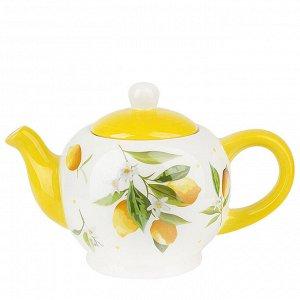"""Лимоны"" Чайник 1000мл в п.у. 2520847"