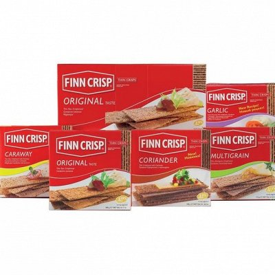 🔥 Запасы - практичной хозяйки 🔥  — FINN CRISP. Хлебцы,сухарики! — Чипсы, сухарики и снэки