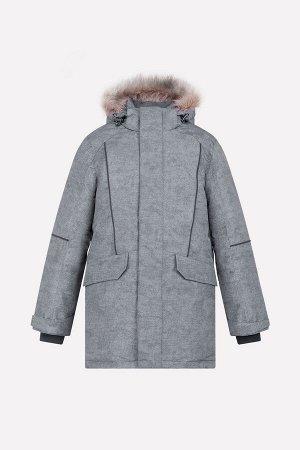 Куртка(Осень-Зима)+boys (серый)