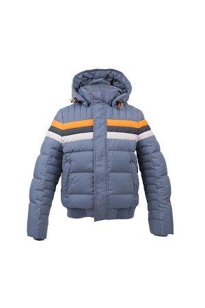 Куртка(Осень-Зима)+boys (серо-синий)