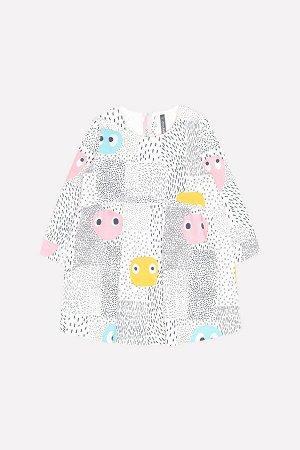 Платье(Осень-Зима)+girls (смайлики на сахаре к225)