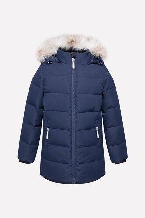 Куртка(Осень-Зима)+girls (глубокий синий)