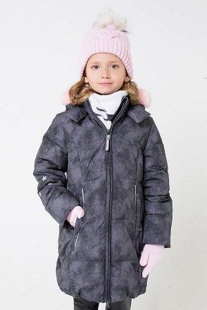 Куртка(Осень-Зима)+girls (темно-серый)