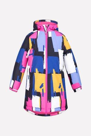 Пальто(Осень-Зима)+girls (яркие краски, сиреневый)