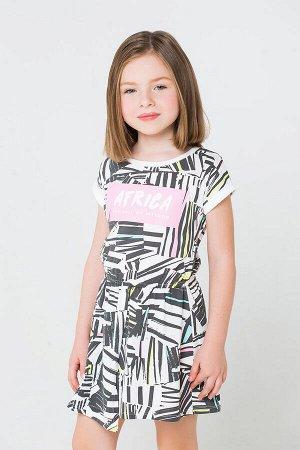 Платье(Весна-Лето)+girls (цветная графика на сахаре)