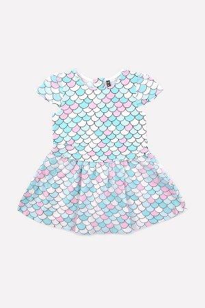 Платье(Весна-Лето)+girls (чешуя к209)