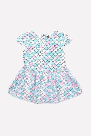 Платье(Весна-Лето)+girls (чешуя к211)