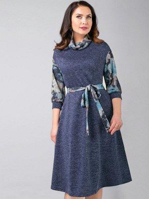 Платье Джина (флёр, нью)