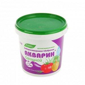 """Удобрение водорастворимое минеральное """"Акварин"""" овощной, 1 кг"""