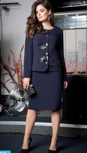 жакет, юбка цвет более красивый чем на фото изумрудный
