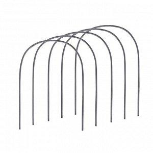 Комплект дуг для парника, полиэтилен 2 м, d = 20 мм, набор 5 шт.