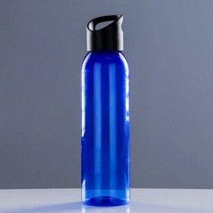"""Бутылка для воды """"Элегант"""" 700 мл, спортивная, микс"""