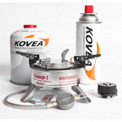 №74 =✦Kovea✦ Термоса, туристическое и газовое оборудование — KOVEA Газовое оборудование Горелка — Инструменты и оборудование