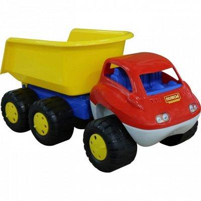 Полесье. Любимые игрушки из пластика. Успеем до повышения — Супергигант — Машины, железные дороги