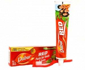 """Зубная паста """"Красная"""" Дабур (Dabur Red) 100 гр."""