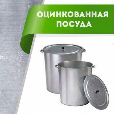 Цветоводство: для дома и дачи-40 — Оцинкованная посуда — Посуда