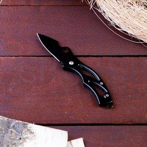 """Нож перочинный складной """"Черный ворон"""", лезвие 6 см"""