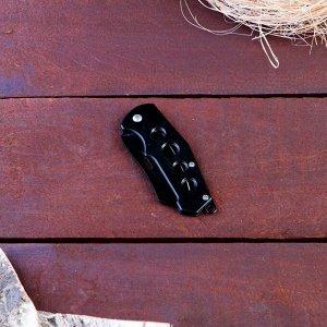 """Нож перочинный складной """"Круги"""", лезвие 6,5 см"""