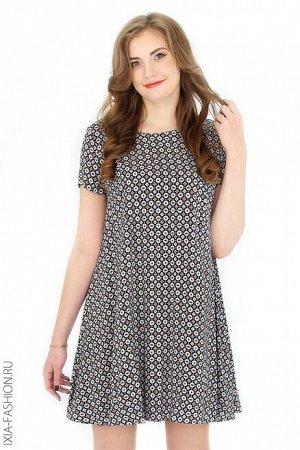 Платье из х/б штапеля