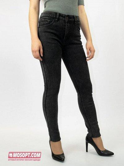 Большой джинсовый пристрой. Скидки — Женские джинсы утепленные ! Ликвидация остатков со скидками! — Джинсы с высокой талией