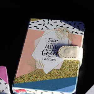 Блокнот Шикарный блокнот, удобного формата А6. Линия. Закрывается на магнитный замок. Принт не оставляет никого равнодушным. Очень удобно брать с собой везде, помещается в любую сумочку. А как приятны