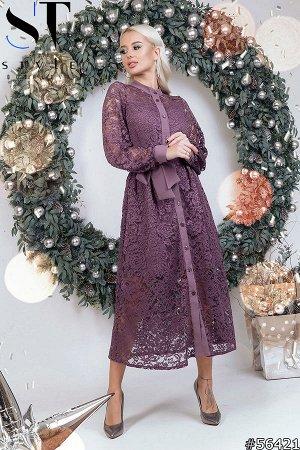 Платье 56421