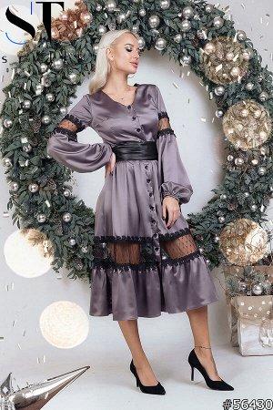 Платье 56430