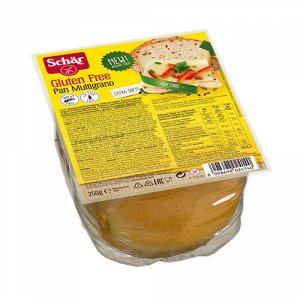 """Хлеб зерновой """"Pan Multigrano"""" Schaer"""