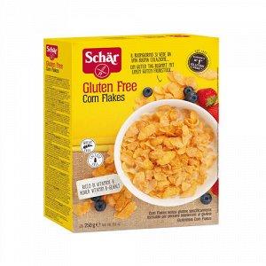 """Хлопья кукурузные """"Corn Flakes"""", витаминизированные Schaer"""